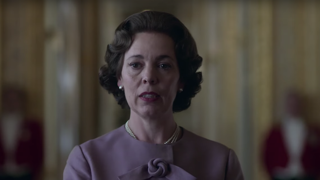 First <i>The Crown</i> Season Three Teaser Reveals Olivia Colman's Queen Elizabeth II