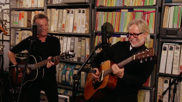 Relive the <i>Friends</i> Theme Song With The Rembrandts in the <i>Paste</i> Studio