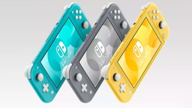 What You Need to Know about the Switch Lite, Nintendo's New Handheld