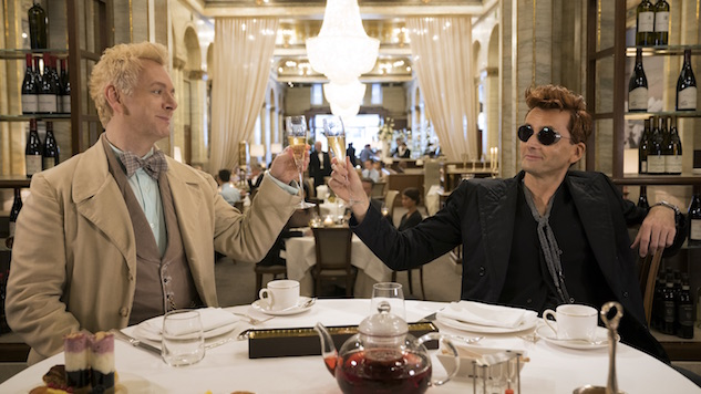 No, I&#8217;m Still Not Over the Love Story at the Heart of <i>Good Omens</i>