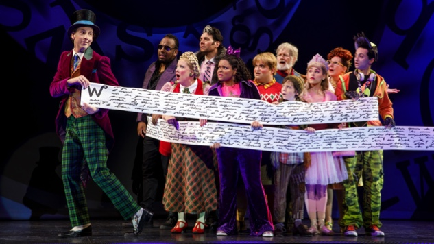 <i>Charlie and the Chocolate Factory</i> National Tour Review