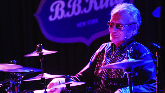 "Cream Drummer Ginger Baker Is ""Critically Ill,"" His Family Says"