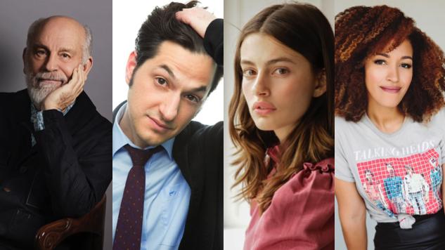 Netflix's <i>Space Force</i> Recruits Six New Stars