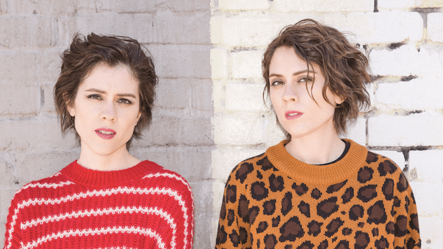 Tegan and Sara's Memoir Is the Queer Coming-of-Age Story I Needed In High School