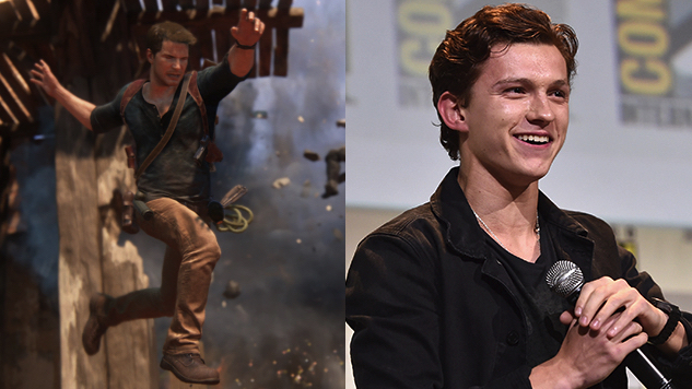 Tom Holland-Starring <i>Uncharted</i> Film to Be Directed by Travis Knight
