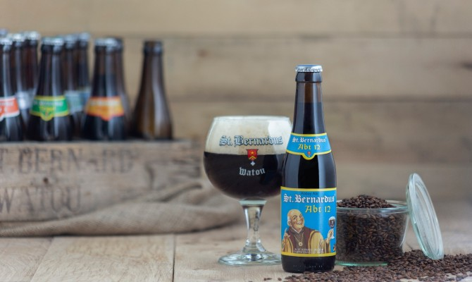 There's a New, Sour Version of St. Bernardus Abt. 12 ... But Only in Belgium