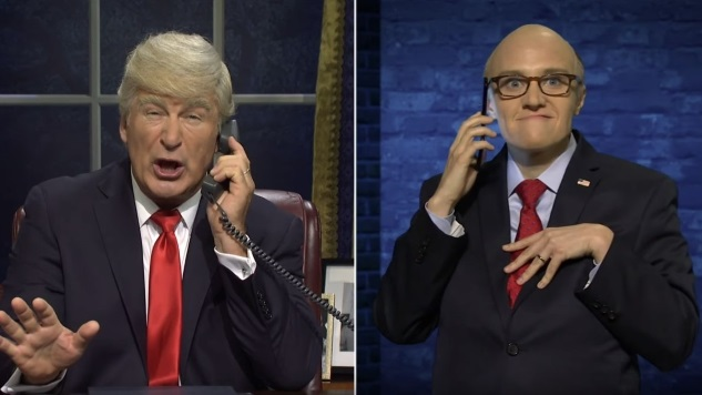 <i>SNL</i> Tackles Ukraine and Trump's Possible Impeachment
