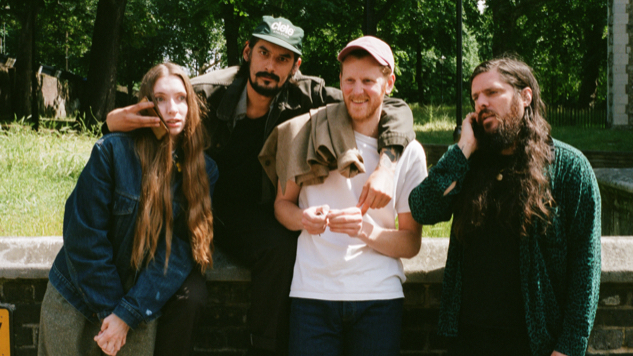 """Dry Cleaning Release """"Viking Hair"""" Video, Announce U.K. Tour Dates"""