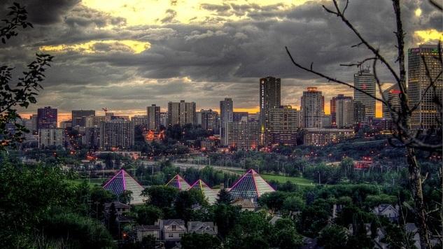 La mejor manera de pasar un fin de semana en Edmonton, Canadá