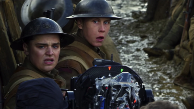 Sam Mendes WWI Epic <i>1917</i> Is Presented as One Continuous Shot