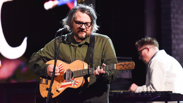 "Watch Wilco Play ""Everyone Hides"" on <i>The Late Show</i>"