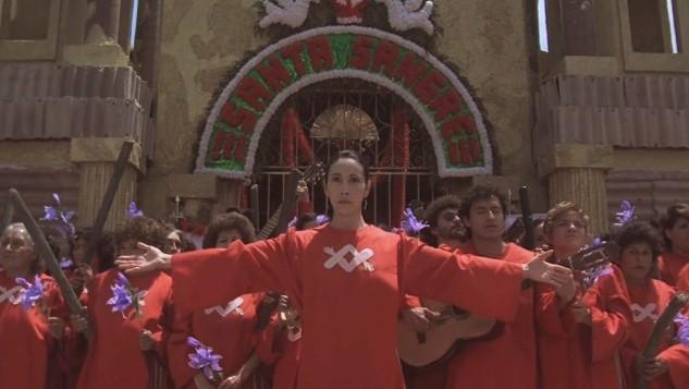The Best Horror Movie of 1989: <i>Santa Sangre</i>