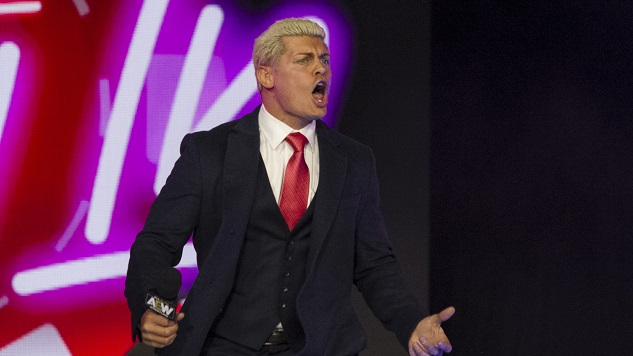 <i>Paste</i> Talks to Cody Rhodes about All Elite Wrestling