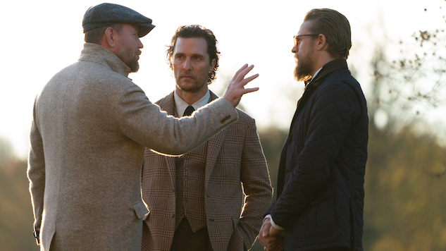 Watch the First Trailer for Guy Ritchie's <i>The Gentlemen</i>
