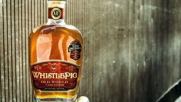 "WhistlePig 12-Year Rye Whiskey/Flaviar ""Chef's Blend"" Review"