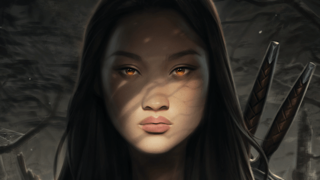 Exclusive Cover Reveal + Excerpt: A Spy-in-Training Has Magical Powers in Lori M. Lee's <i>Forest of Souls</i>