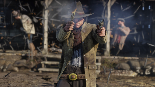 <i>Red Dead Redemption 2</i> Comes to PC in November