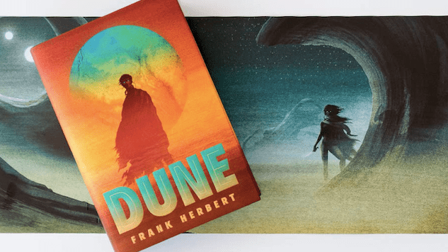 Win the New Deluxe Edition of Frank Herbert's <i>Dune</i>!