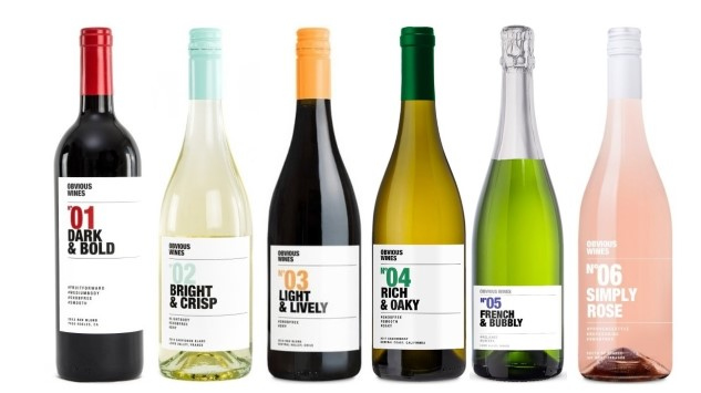 Obvious Wines: Vino, Simplified? Or Oversimplified?