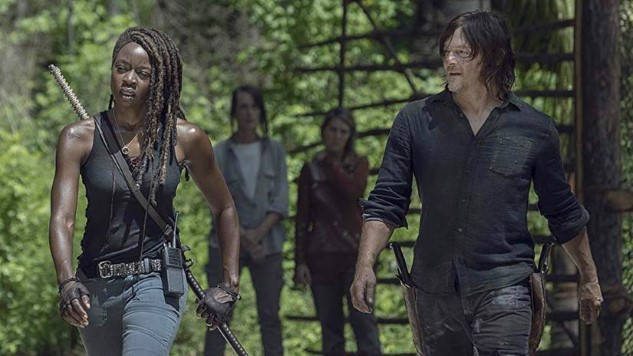 "<i>The Walking Dead</i> Review: ""Lines We Cross"""