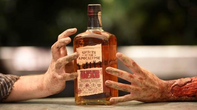 The Walking Dead Straight Bourbon Whiskey Review