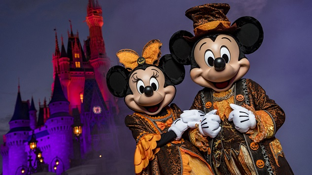 What to Expect from Mickey's Not-So-Scary Halloween Party at Disney World