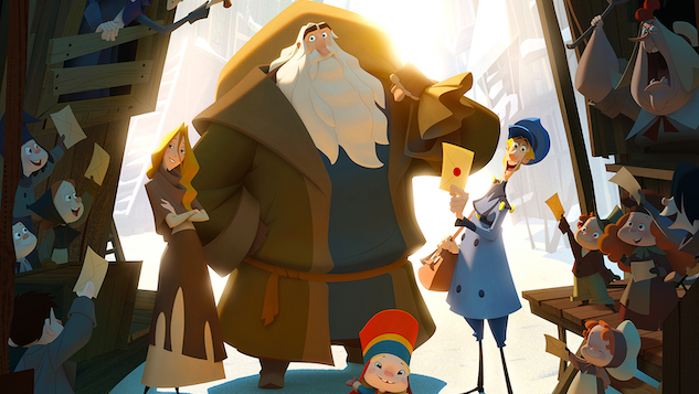 Get ready - Netflix's first animated feature film 'KLAUS' just released a trailer