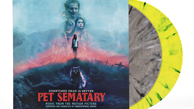 Giveaway: Win the <I>Pet Sematary</I> Soundtrack on Deluxe Double LP!