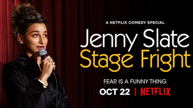 Jenny Slate's <I>Stage Fright</I> Trailer Is Here