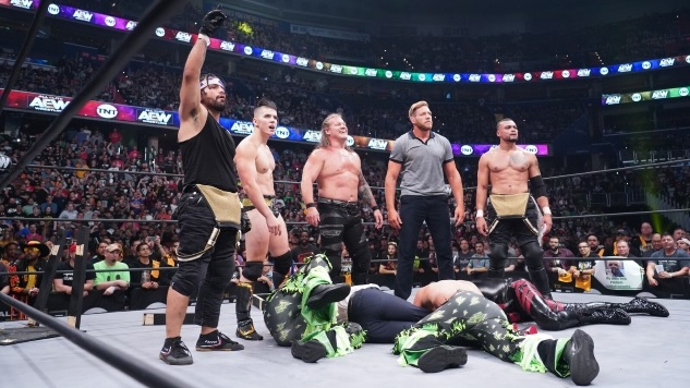 WWE and AEW Headline the Most Newsworthy Week in American Wrestling in Two Decades