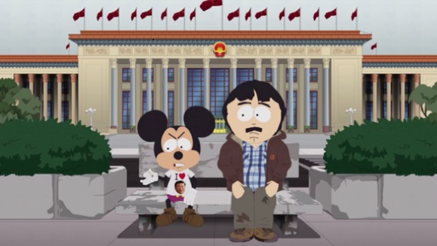"<i>South Park</i> Creators ""Apologize"" to China for Its Banned Episode"