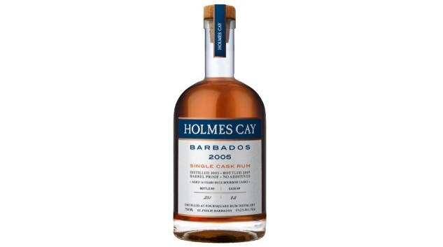 Holmes Cay Barbados 2005 Rum Review