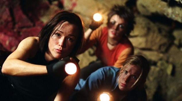 The Best Horror Movie of 2005: <i>The Descent</i>