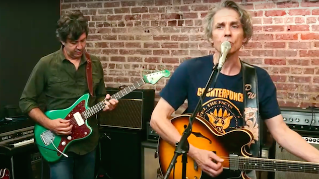 Watch Former Galaxie 500 Frontman Perform with Luna in Atlanta's Paste Studio