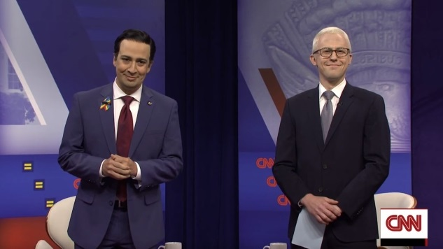 <i>SNL</i> Finds More Stars to Play the Democratic Candidates for President