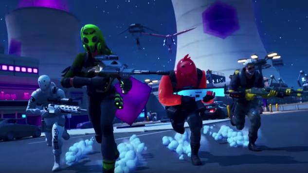 Get a Glimpse of <i>Fortnite</i>'s Future in New Chapter Two Trailer Leak