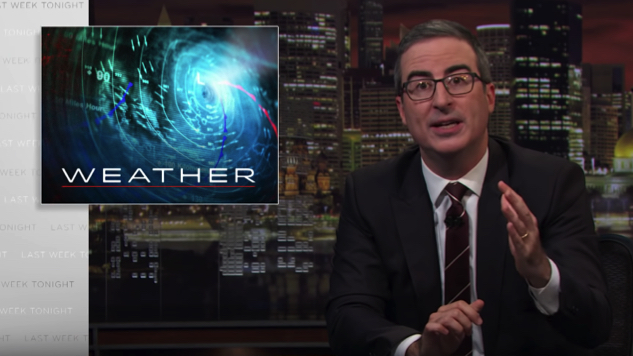 John Oliver Warns of Stormy Weather Ahead on <i>Last Week Tonight</i>