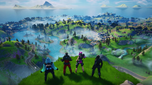Explore <i>Fortnite</i>'s New World in Season Two Launch Trailer