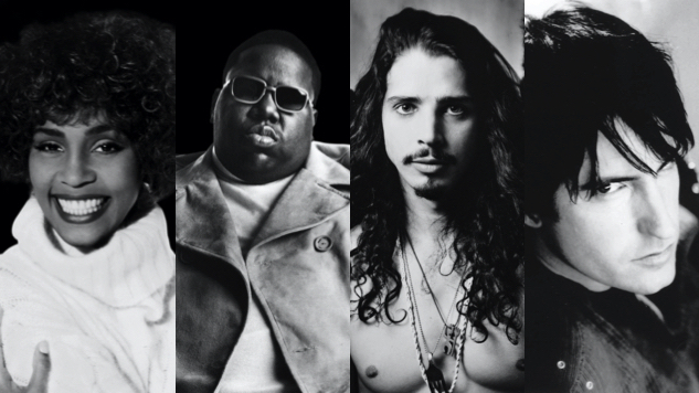 Rock and Roll Hall of Fame 2020 Nominees Announced: Whitney Houston, Notorious B.I.G., Soundgarden, More
