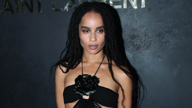 Zoe Kravitz Is Catwoman in <i>The Batman</i>