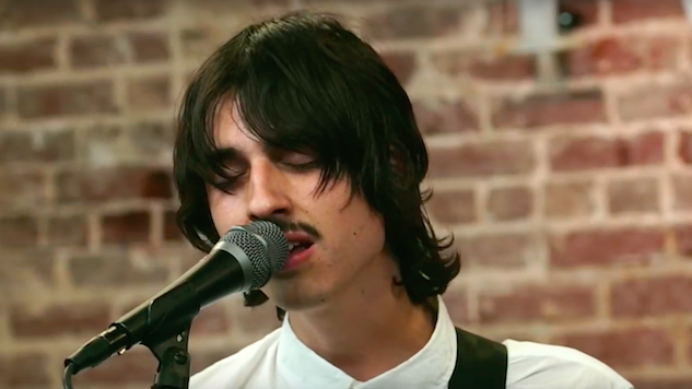 Watch Rising L.A. Slowcore Outfit Milly Perform in Atlanta's <i>Paste</i> Studio