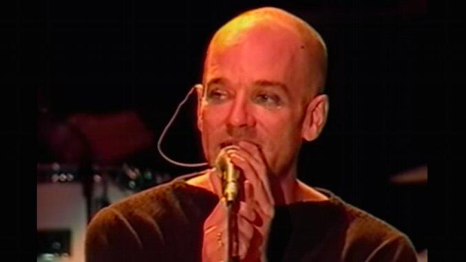 R.E.M.'s Michael Stipe Writes New <i>Guardian</i> Op-Ed Critiquing Georgia's COVID Leadership