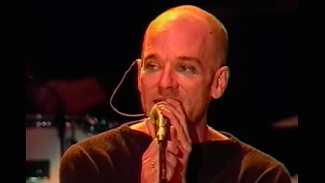 Watch This Superb R.E.M. Concert From Today in 1998