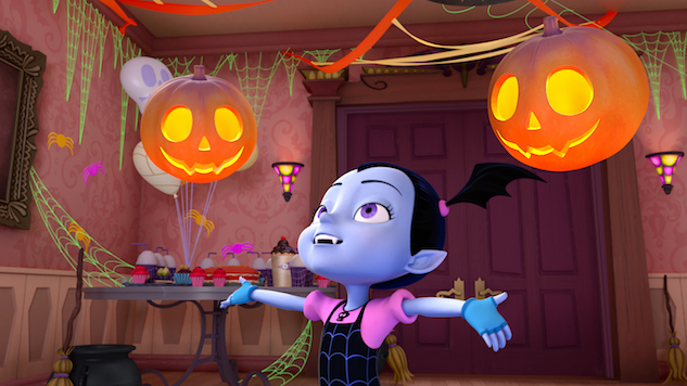 <i>Vampirina</i>&#8217;s Broadway Composers on Writing Musicals for Kids; Plus, an Exclusive &#8220;Vamp-Opera&#8221; Clip