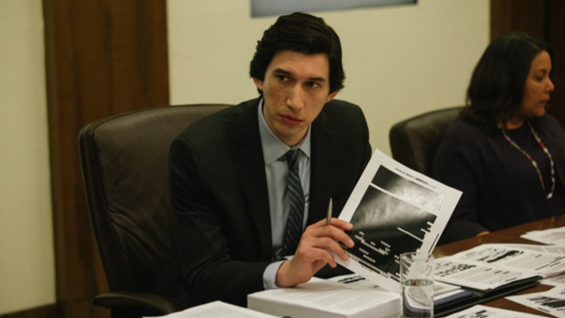 "Exclusive: Prepare for Amazon's Adam Driver-Starring <i>The Report</i> with David Wingo's ""Their Side of the Story"""