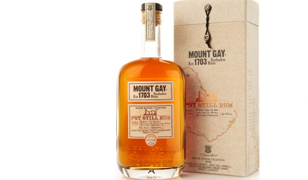 Mount Gay Master Blender Collection: Pot Still Rum Review