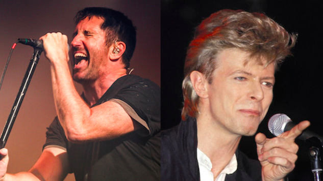Hear Nine Inch Nails Perform With David Bowie On This Day in 1995
