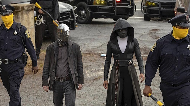 Why <I>Watchmen</i> Had to Be the Most Detail-Obsessed Show on TV