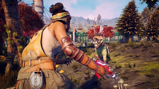 <i>The Outer Worlds</i> Brings Inner Depth to '50s Sci-Fi Pulp