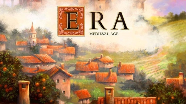 Matt Leacock Revisits an Old Favorite with <i>Era: Medieval Age</i>
